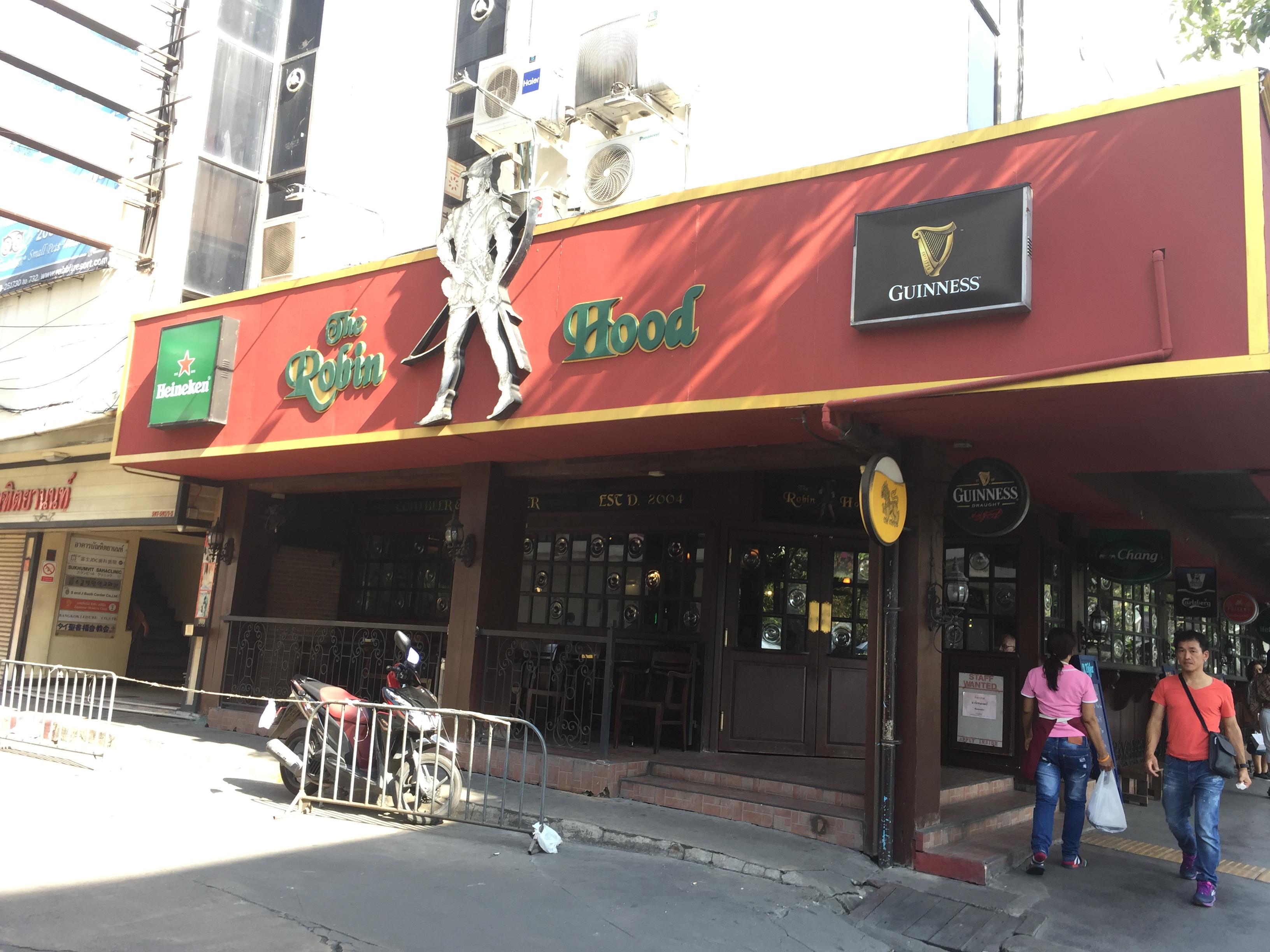 Robin-hood-bar-sukhumvit33/1