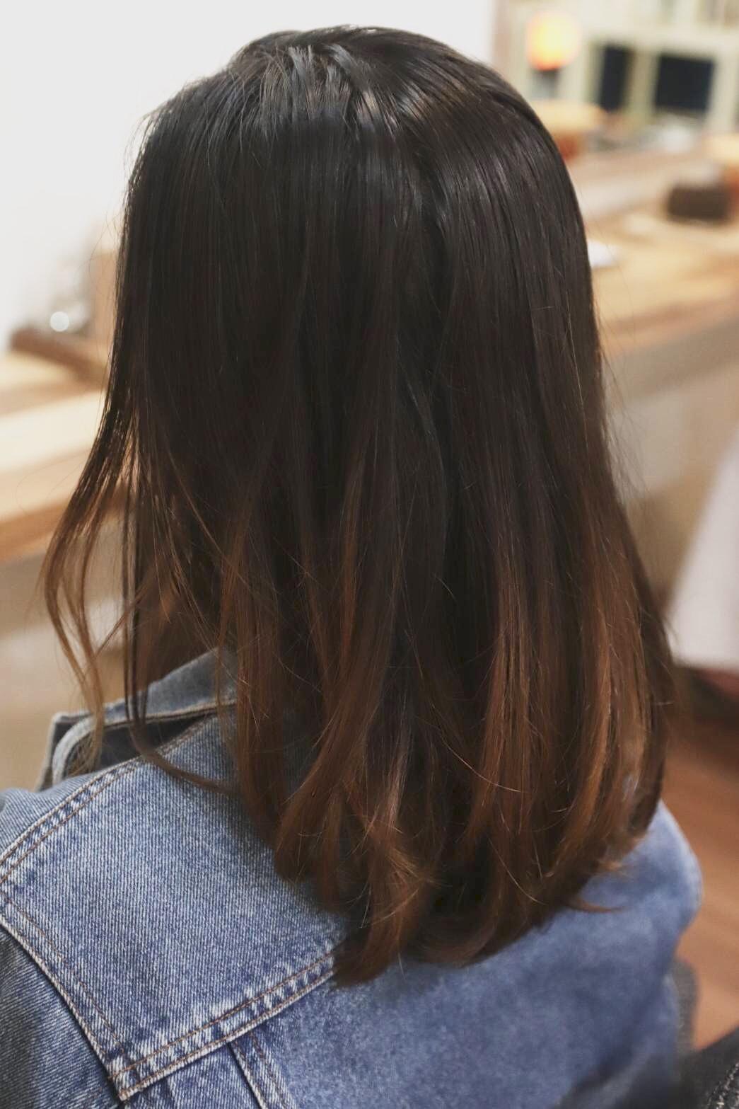 【NEVE】haircut-before