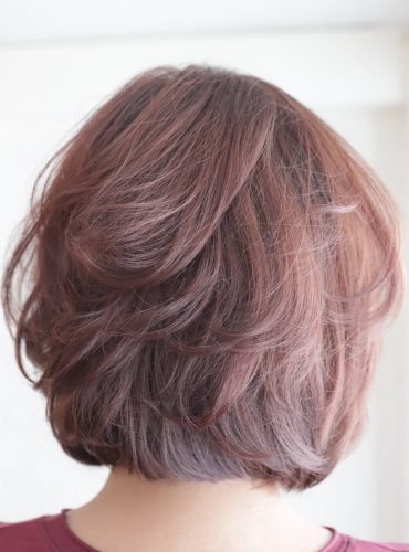 【NEVE】haircolor-pink-brown