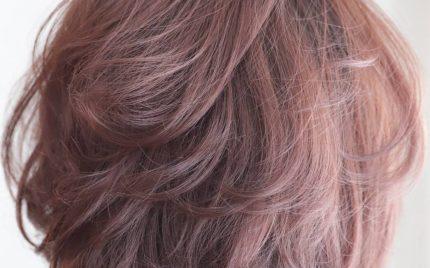 【NEVE】haircolor-pink-brown