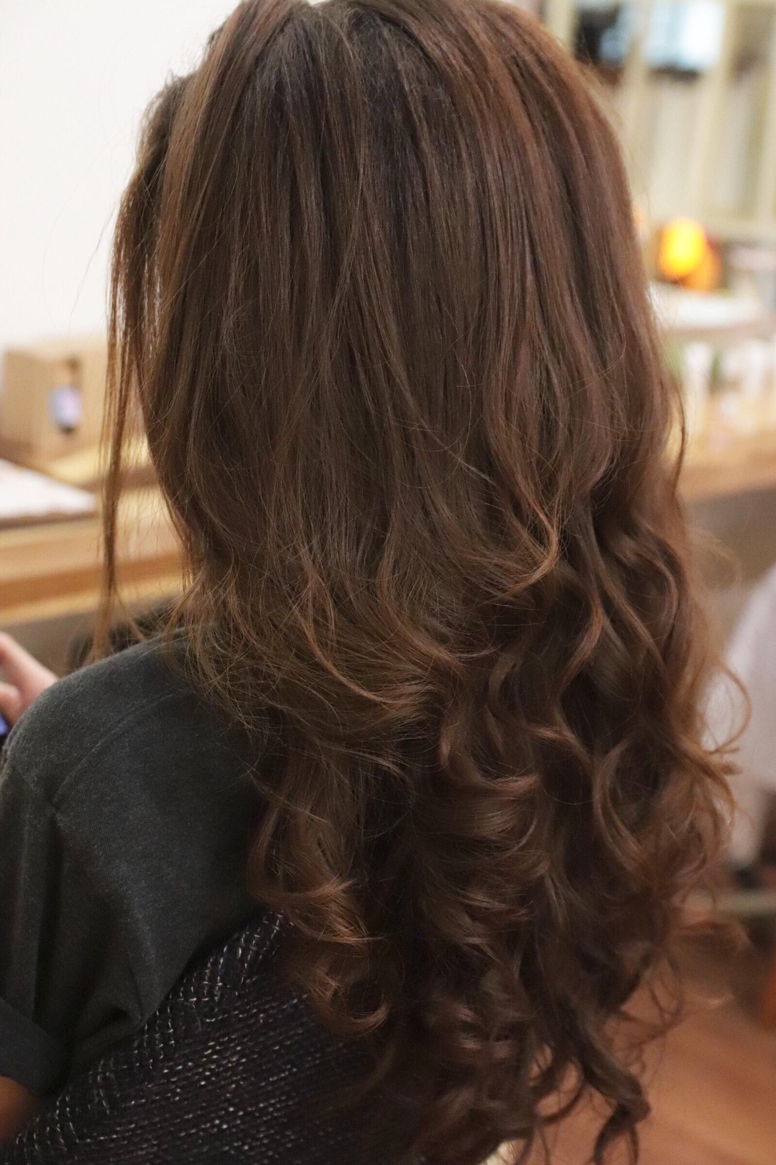 【NEVE】haircolor-before