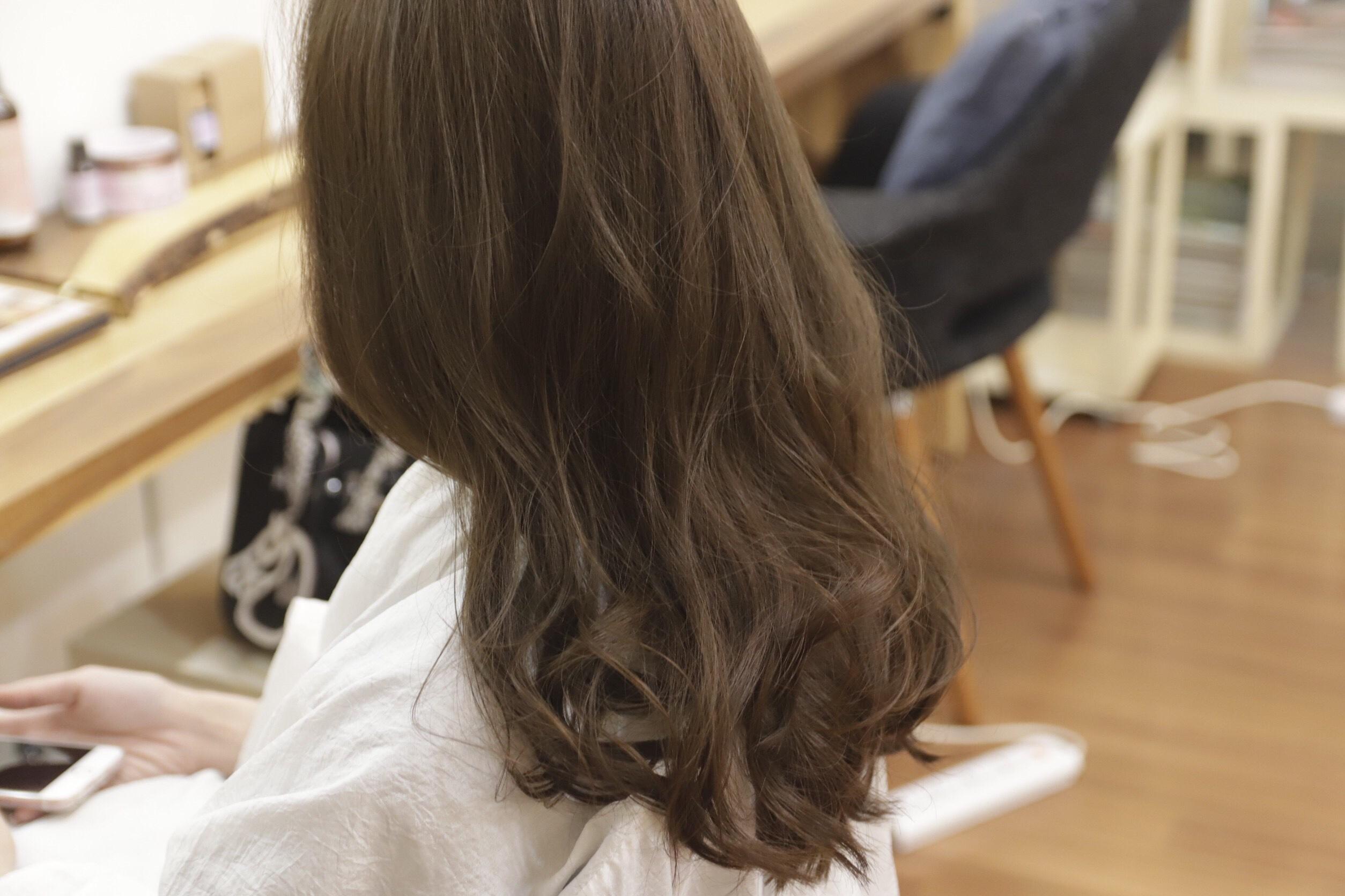 【NEVE】haircolor-natural-brown